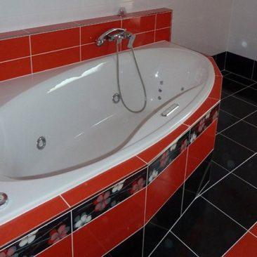 Provedu rekonstrukci Vaší koupelny